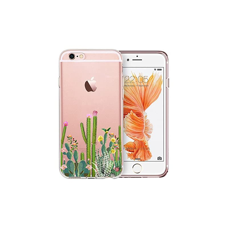Unov Case Clear with Design Embossed Pat