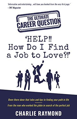 Amazon Com The Ultimate Career Question Help How Do I Find A