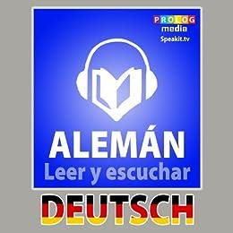 Alemán - Libro de frases | Leer y escuchar (54002) (Series para leer