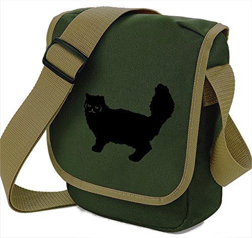 pour à femme Cat Olive Bag Bag à S l'épaule porter Sac Pixie Black HCwOqYxE