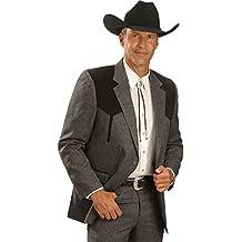 Circle S Men's Boise Western Suit Coat Short, reg, Tall - Qrcc29 91 41