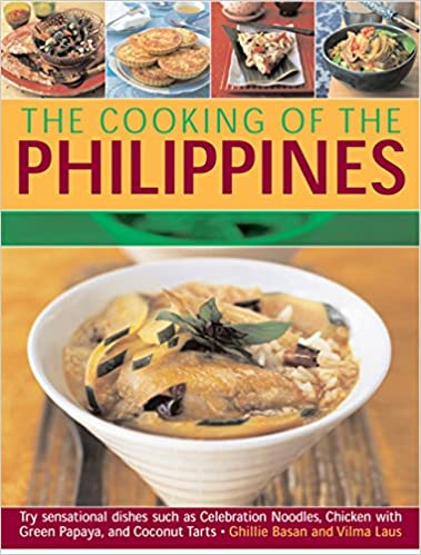 Amazon cooking of the philippines classic filipino recipes amazon cooking of the philippines classic filipino recipes made easy with 70 authentic traditional dishes shown step by step in more than 400 forumfinder Gallery