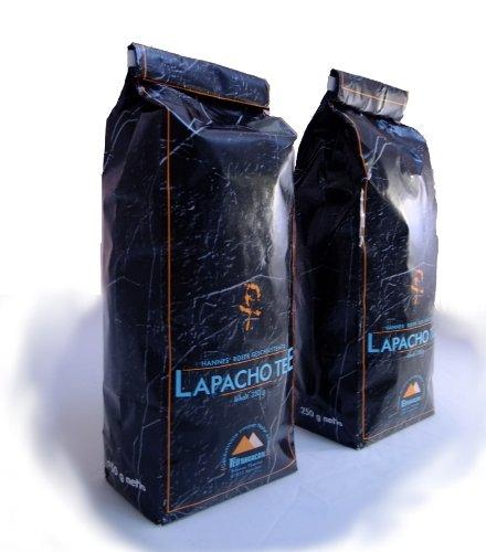 Roter Lapacho Tee (PAU D'ARCO, Tabebuia) Innere Rinde 500 g fein geschnitten 2x 250 g, Lapacho hat einen hohen natürlichen Gehalt von Mineralien und Spurenelementen, u.a. Bor, Germanium, Calcium und in Spuren auch Gold.