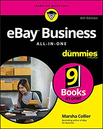 eBay Business All-in-One For Dummies (For Dummies (Business & Personal Finance)) (English Edition) eBook: Collier, Marsha: Amazon.es: Tienda Kindle