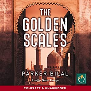The Golden Scales Hörbuch