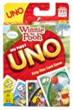MY FIRST UNO KING-SIZE Card Game with Winnie-the-Pooh