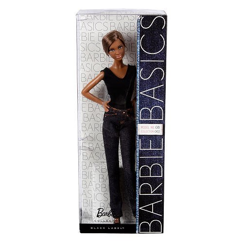 Barbie Collector Basics Model #08 - Collection #2