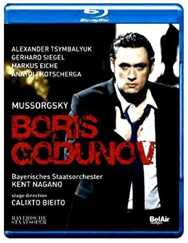 Blu-ray : Kent Nagano - Boris Godunov (Blu-ray)