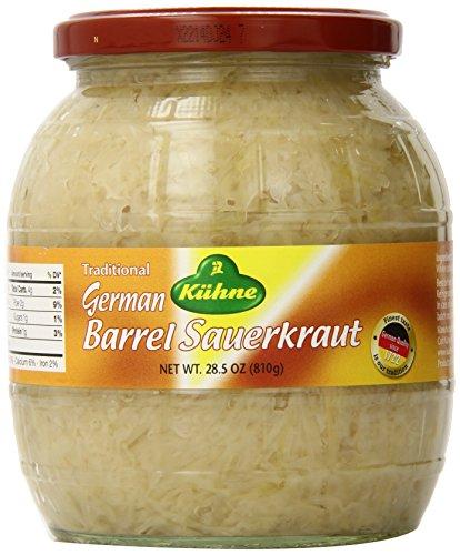 Gundelsheim Barrel Sauerkraut Vegetable Relish