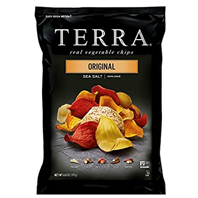 TERRA Original Chips with Sea Salt, 6.8 oz.