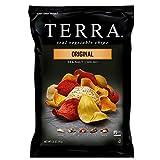 TERRA Original Chips with Sea Salt, 6.8 oz. Review