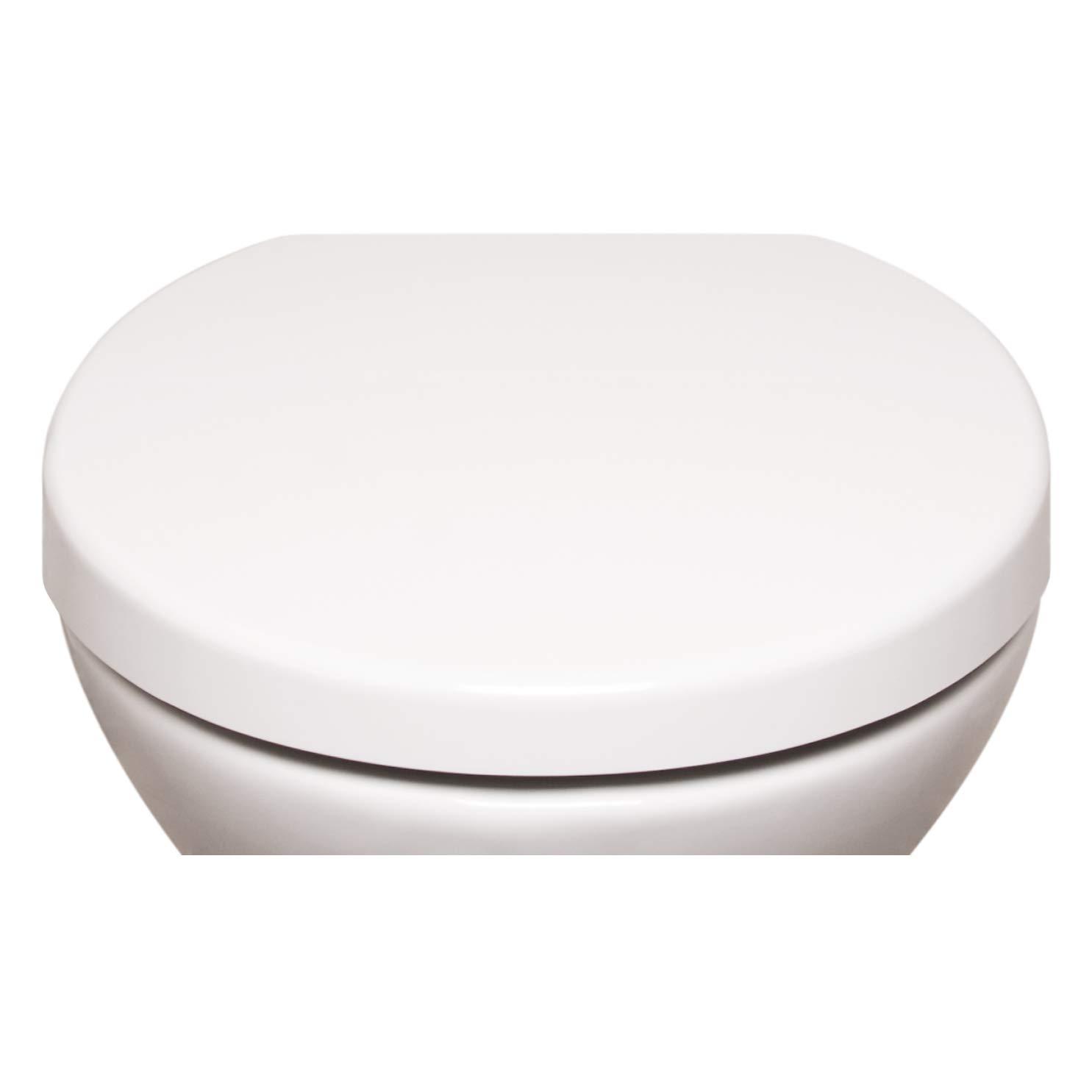 Bullseat 2.1 WC Sitz mit Absenkautomatik in weiß