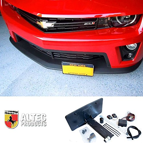 MIDWEST CORVETTE Camaro Front Power Retractable Plate by Altec Fits: All Camaro's