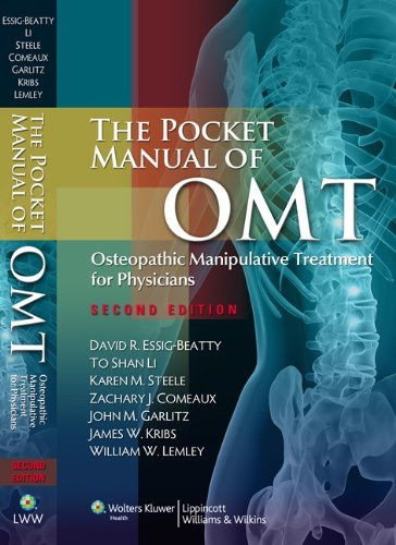 The Pocket Manual of OMT: Osteopathic Manipulative Treatment for Physicians