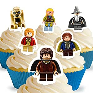 Hobbit Cake Toppers Uk