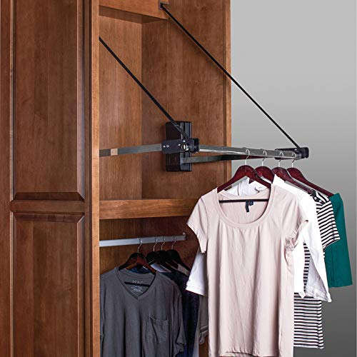Hafele Standard Electric Wardrobe Lift Chrome