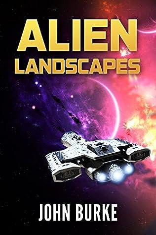 book cover of Alien Landscapes