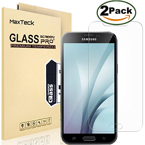 MaxTeck Shatterproof Tempered Protector Samsung product image