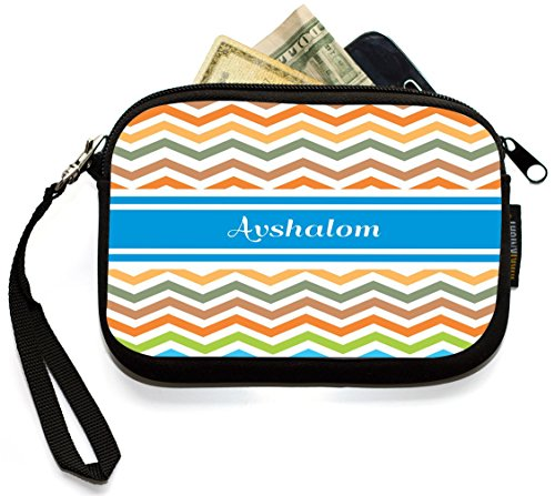 UKBK I Love my Wife - Baseball Humor Clutch Wristlet with Safety Closure by Rikki Knight (Image #1)