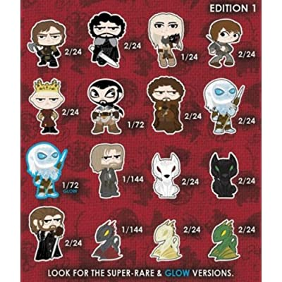 Funko Game of Thrones Mystery Mini Blind Box Figure: Toys & Games