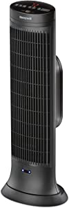 Honeywell HCE323V Digital Ceramic Heater, Black