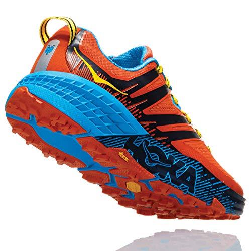 nasturtium Arancione Trail Hoka 3 Speedgoat running spicyorange Uomo Nsor Scarpe CRqZRv