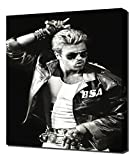 George Michael - Faith 1 - Modern Art - Wall Picture - Canvas Print