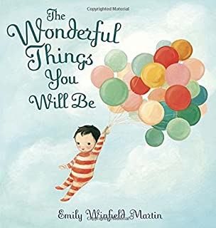 Book Cover: The Wonderful Things You Will Be