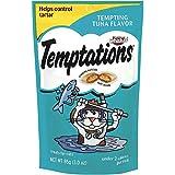Temptations Classic Treats For Cats Tempting Tuna Flavor 3 Ounces (Pack Of 12)