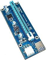 Hillrong - Adaptador USB 3.0 PCI-E Express, 1 Extensor de Tarjeta ...