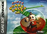 Super Monkey Ball Jr GBA Instruction Booklet (Game Boy Advance Manual Only - NO GAME) (Nintendo Game Boy Advance Manual)