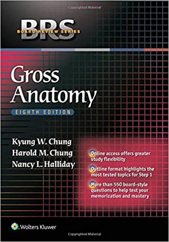 BRS Gross Anatomy (Board Review Series): 9781451193077: Medicine ...