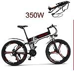 51q310PHM2L. SS150 XXCY Bicicletta elettrica Pieghevole MTB da Uomo Bicicletta MTB M80 13Ah Batteria agli ioni di Litio 5 Livelli velocità…