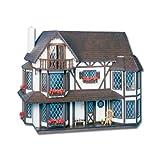 Dollhouse Miniature The Harrison Dollhouse by Greenleaf