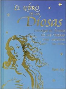 Book Libro de Las Diosas (Tabla de Esmeralda)