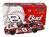 AUTOGRAPHED 2003 Dale Earnhardt Jr. #8 Budweiser Racing MLB ALL-STAR BASEBALL (Chicago Game) Winston Cup Series Signed Action Collectibles 1/24 NASCAR Diecast with COA (1 of only 60,456 produced!)