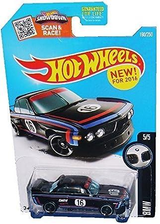 Amazon Com Hot Wheels Bmw Bmw Csl Race Car