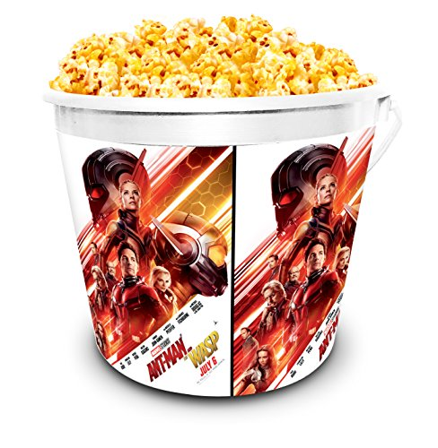 an and Wasp Movie Theater Exclusive 170 oz Popcorn Tub ()