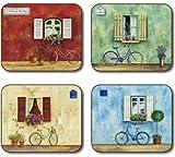 Jason Siesta Placemats - Set of 4 (Large)