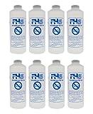 FHS SmokeLess Lite Car Oil, 1 Quart, 8-Pack