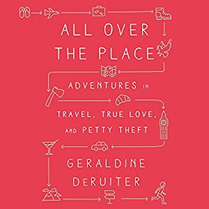 All over the Place Audiobook