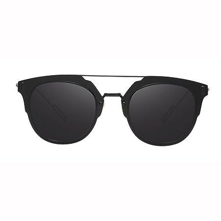 ed006954dfc KAI LE Sunglasses Style Unisex Shades UV400 Protective Mens Ladies Star  Sunglasses (Color   B black)  Amazon.co.uk  Kitchen   Home