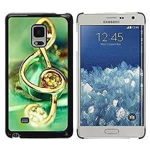 Exotic-Star ( Music symbol jewelry ) Fundas Cover Cubre Hard Case Cover para Samsung Galaxy Mega 5.8 / i9150 / i9152