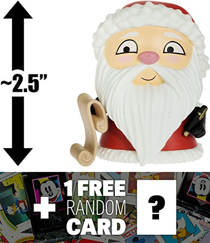 Disney Santa Claus (Sandy Claws): ~2.5