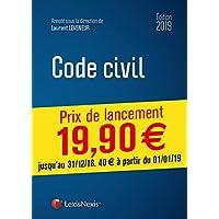 Code civil 2019: Avec livret comparatif : Réforme du droit des contrats, du régime général et de la preuve des obligations. Prix de lancement jusqu'au 31/12/2018, 19.90 ¤ à compter du 01/01/2019