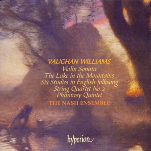 UPC 034571173139, Vaughan Williams: Violin Sonata; String Quartet No. 2, etc.