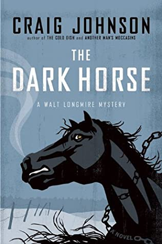 book cover of The Dark Horse