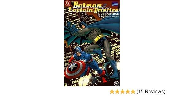 batman captain america elseworlds john byrne patricia rose