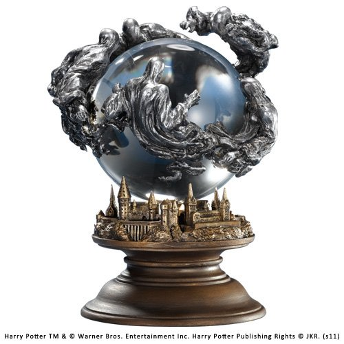 Noble Collection Dementors Crystal Ball