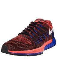 Nike Men's Air Zoom Odyssey Black/White/Ttl Crimson/Rcr Bl Running Shoe 11.5 Men US